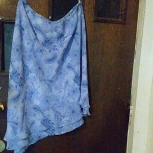 K Studio size 18 skirt